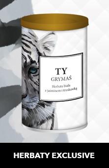 Herbata biała - Ty Grymaś
